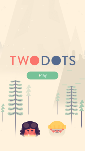 Two Dots iPhone App (Good Design)