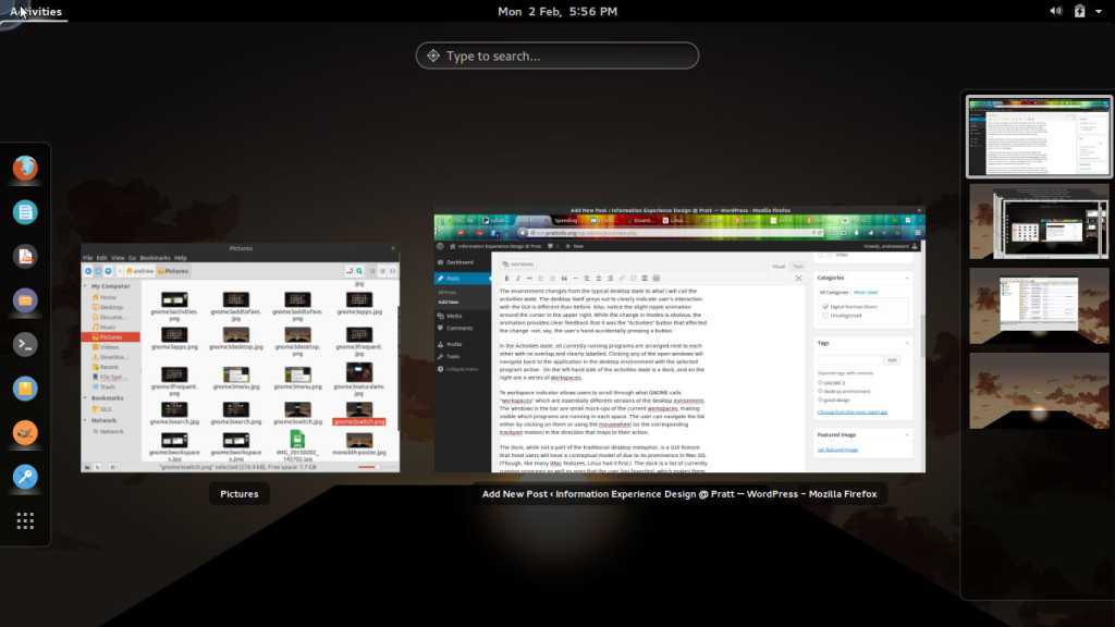 gnome3activities