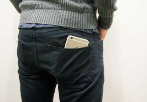 back pocket phone