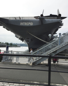Protected: Show Me The Way! Introducting Iconography to the Intrepid Museum