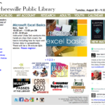 A Redesign Proposal for the Voorheesville Public Library Website
