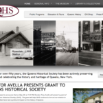 Design Story: Queens Historical Society