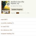 Design Critique: Goodreads (iOS App)