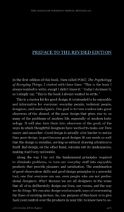 A page from the Amazon Kindle app