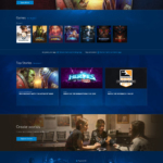 Design Critique: Blizzard Entertainment (Portal Website)