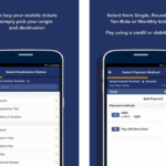 Design Critique: MTA eTix (Android app)