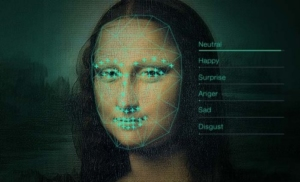 Facial response analysis of the Mona Lisa