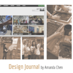 Design Journal for the Material of the Arts