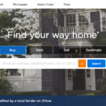 Design Critique: Zillow (website)