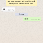Design Critique: WhatsApp (iPhone app)