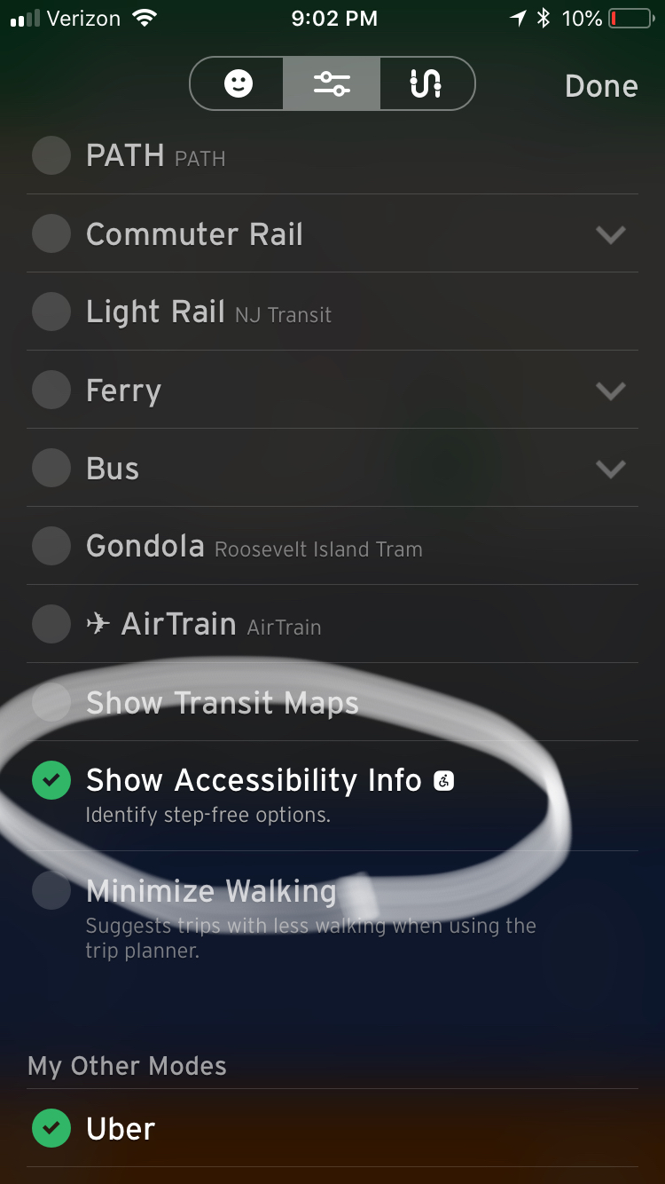 Design Critique: Transit (iPhone App) • Information Experience