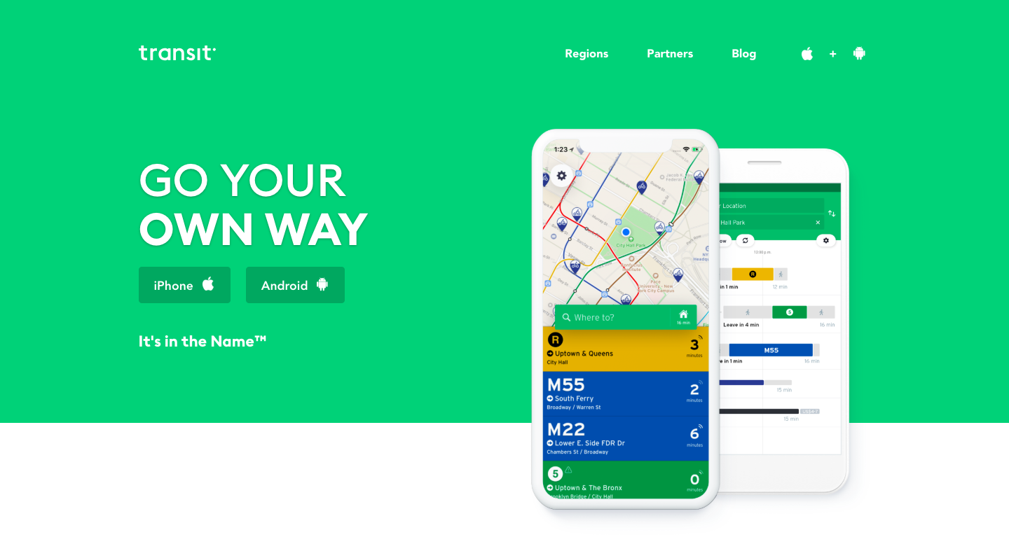 Best Nyc Subway Map App Iphone.Design Critique Transit Iphone App Information Experience