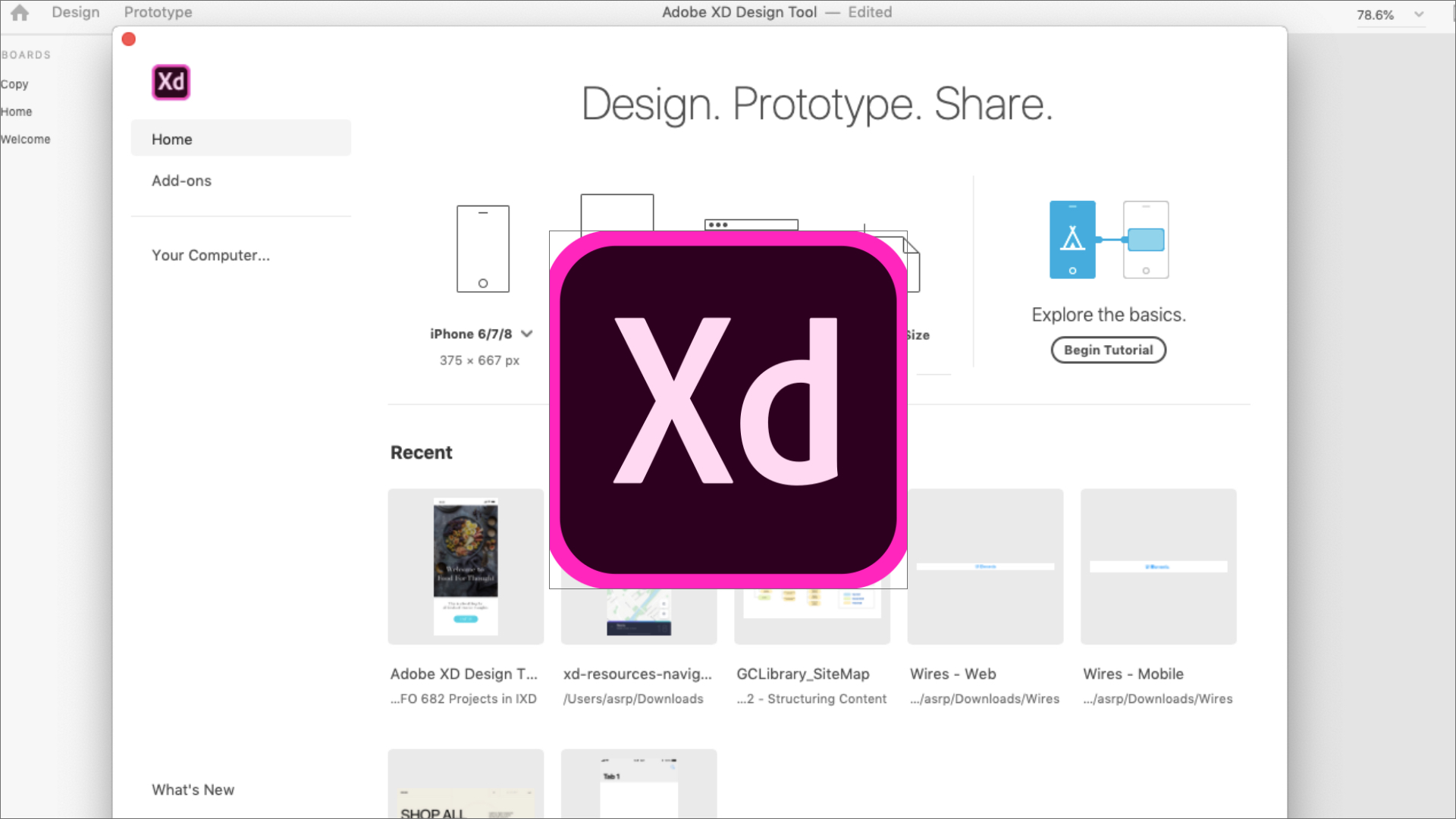 Adobe XD Design Tool: A Brief Overview and Helpful Features