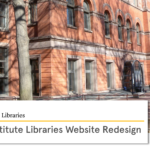 Protected: Pratt Institute Libraries Website Redesign