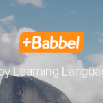 Design Critique: Babbel (Iphone App)