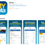 Design Critique: MYmta (iPhone app)
