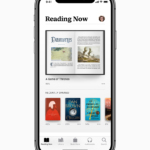 Design Critique: Apple Books (iPhone app)