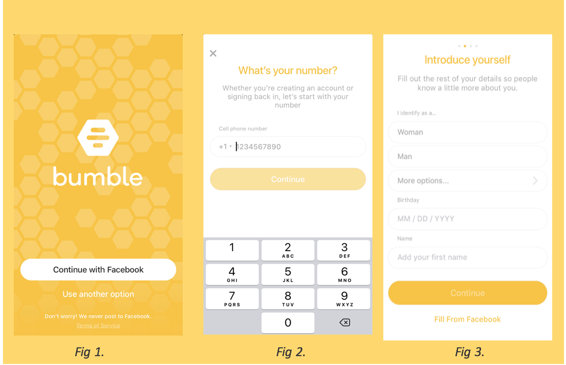 Facebook bumble login with How To